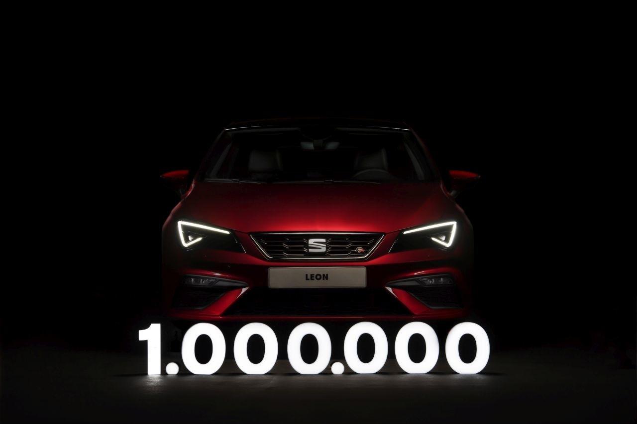 SEAT Leon jeden milión
