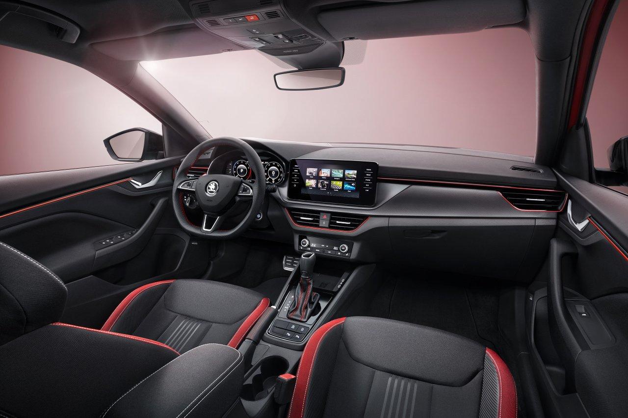 Škoda Scala Monte Carlo