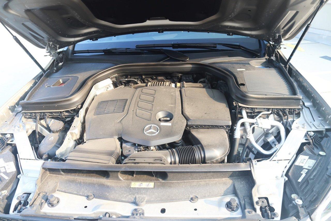 Mercedes GLC 300d 4MATIC