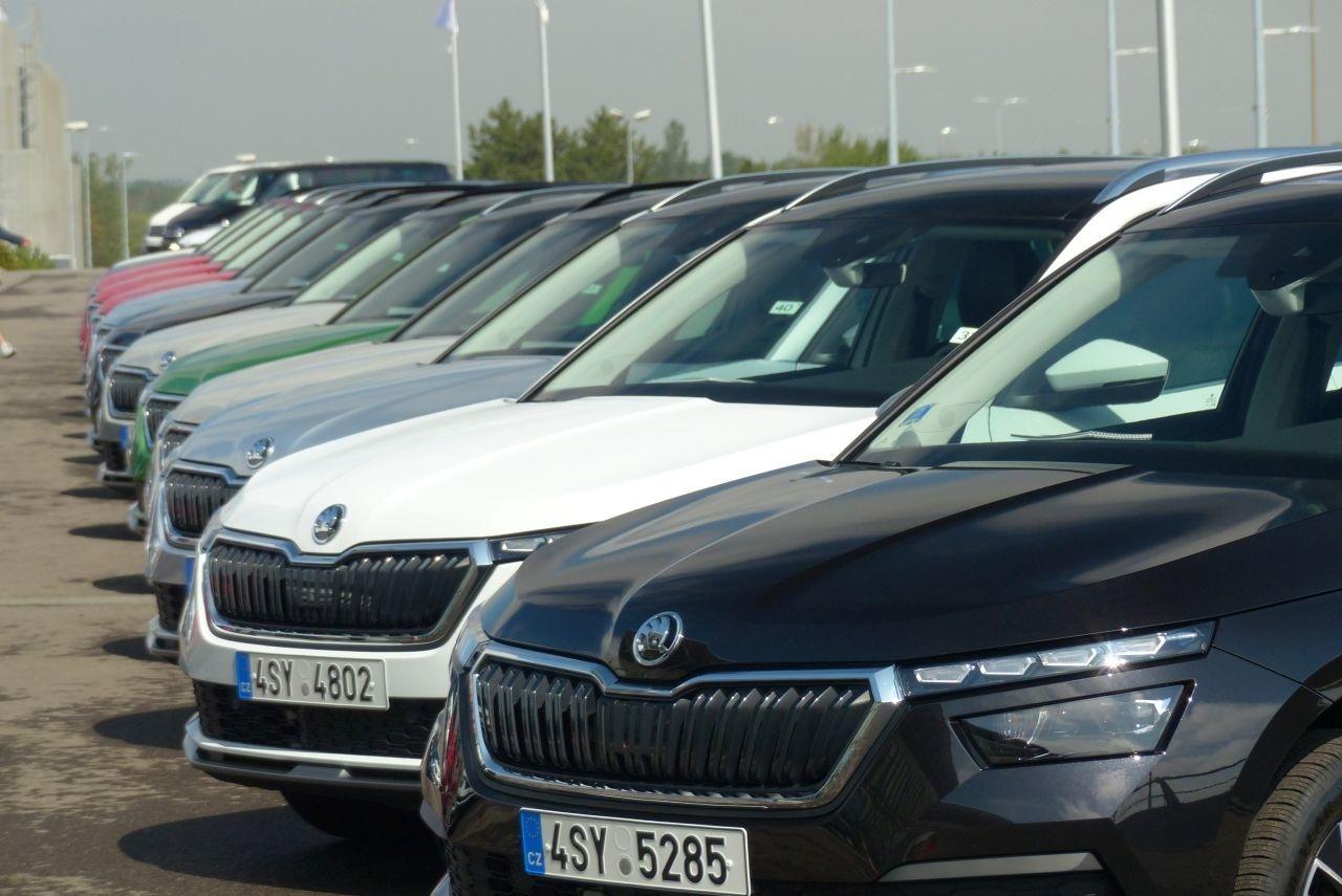 Škoda Kamiq Ilustračné foto