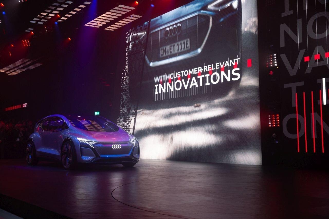 Audi IAA Frankfurt