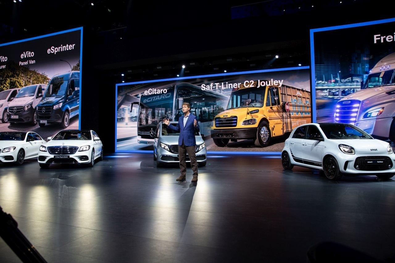 Mercedes IAA Frankfurt