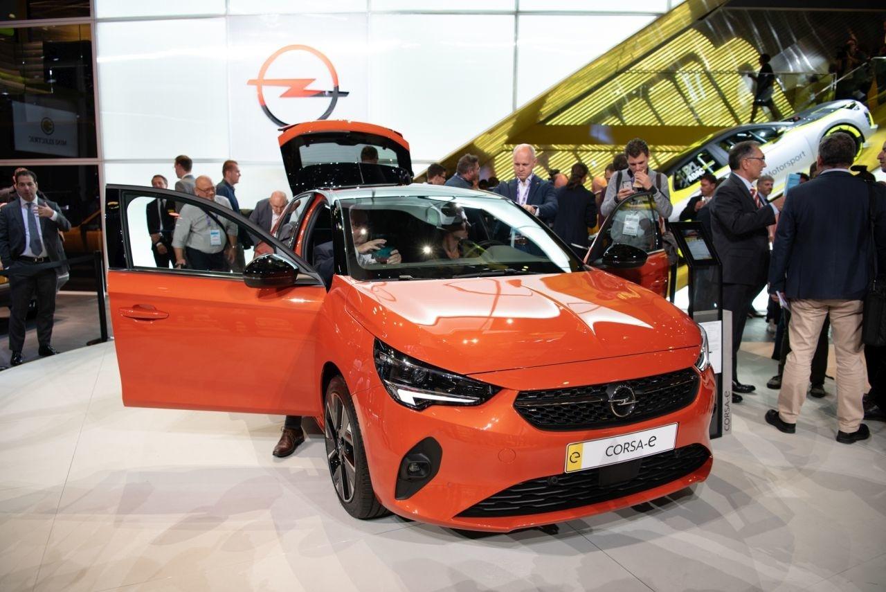 Opel Corsa-e IAA Frankfurt