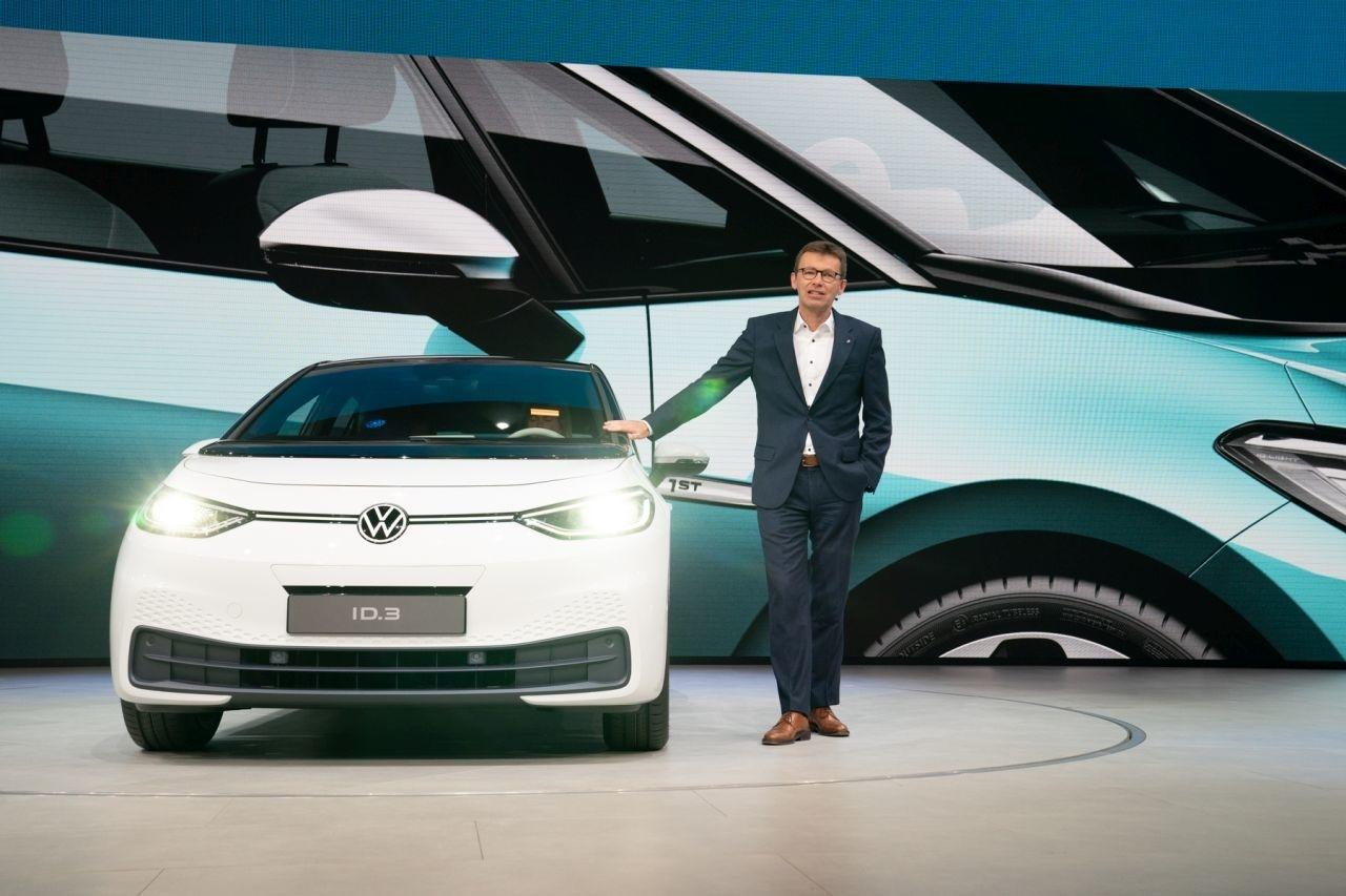 VW ID.3 Autosalón IAA
