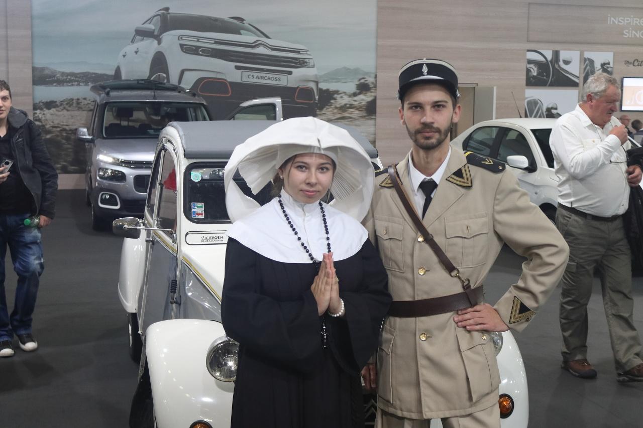 Autosalón v Nitre 2019