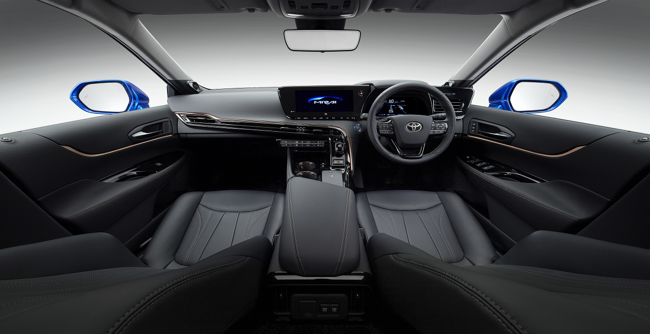 Toyota Mirai Concept Tokyo