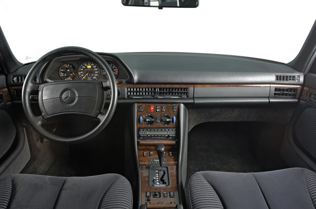 Mercedes W126 S-Classe