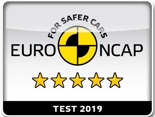 Logo EuroNCAP 2019