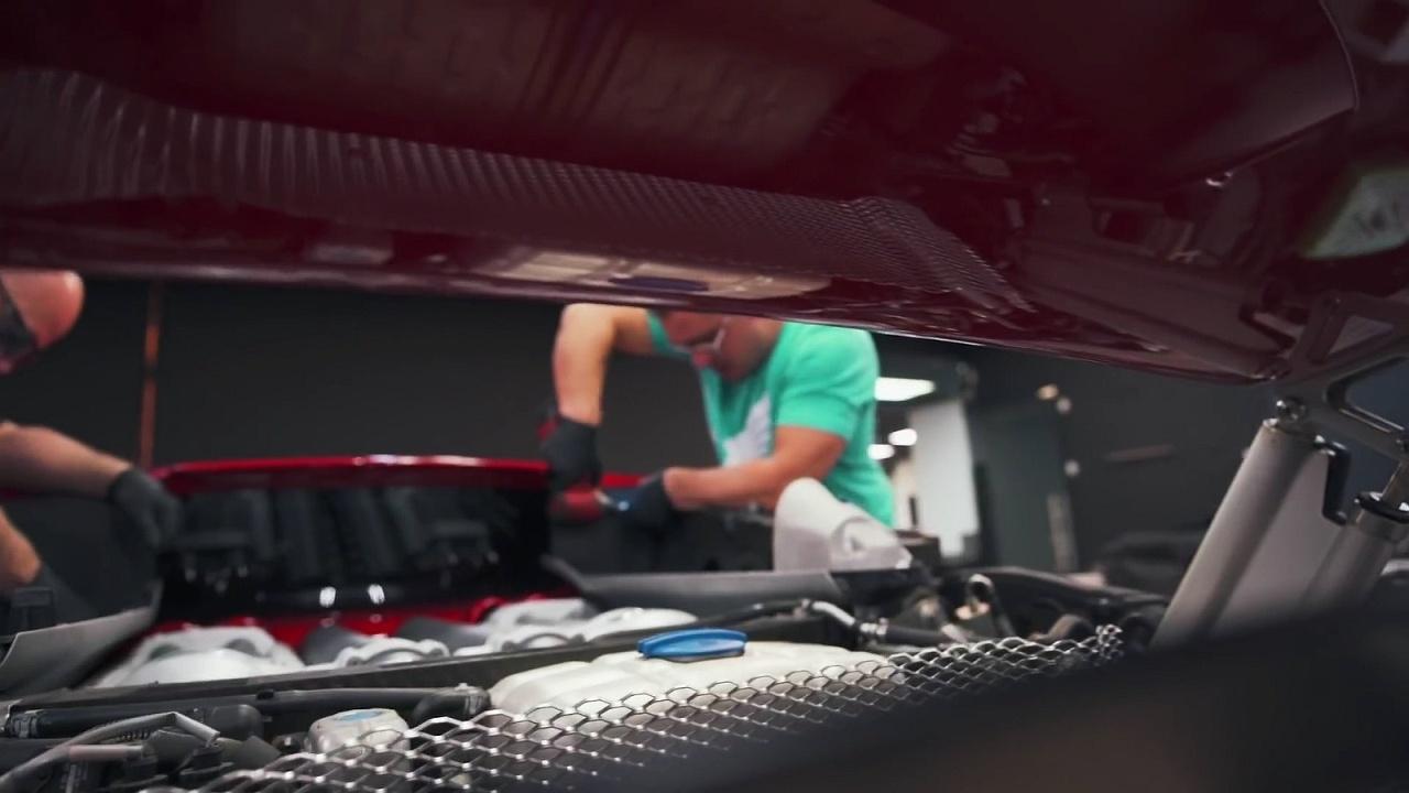 Bugatti Veyron Royalty Exotics