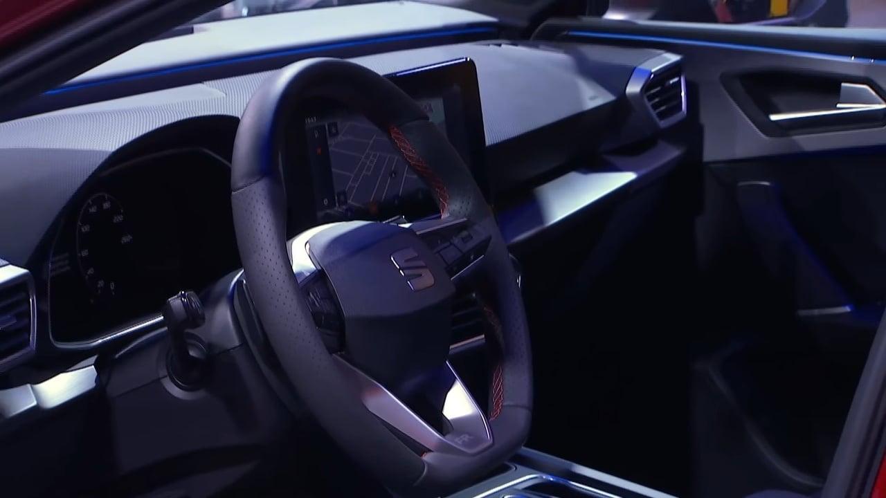 SEAT Leon premiéra
