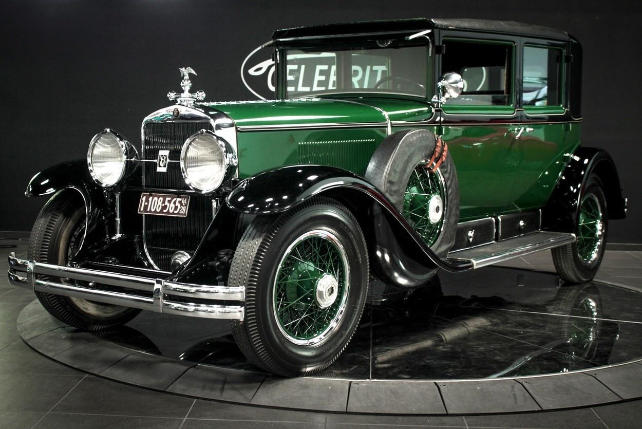 Al Caponeho Cadillac ide