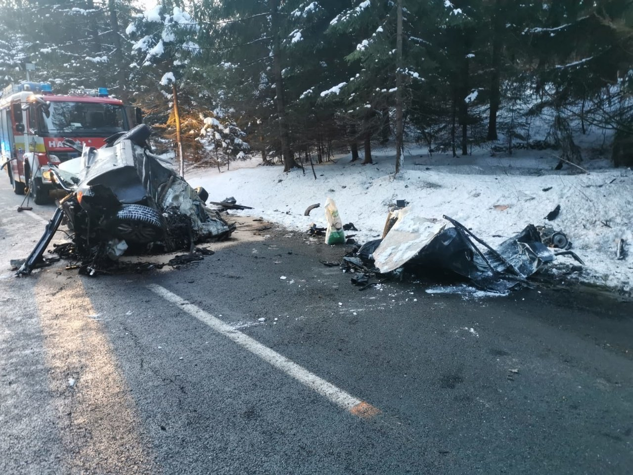 Oravská Polhora smrteľná nehoda