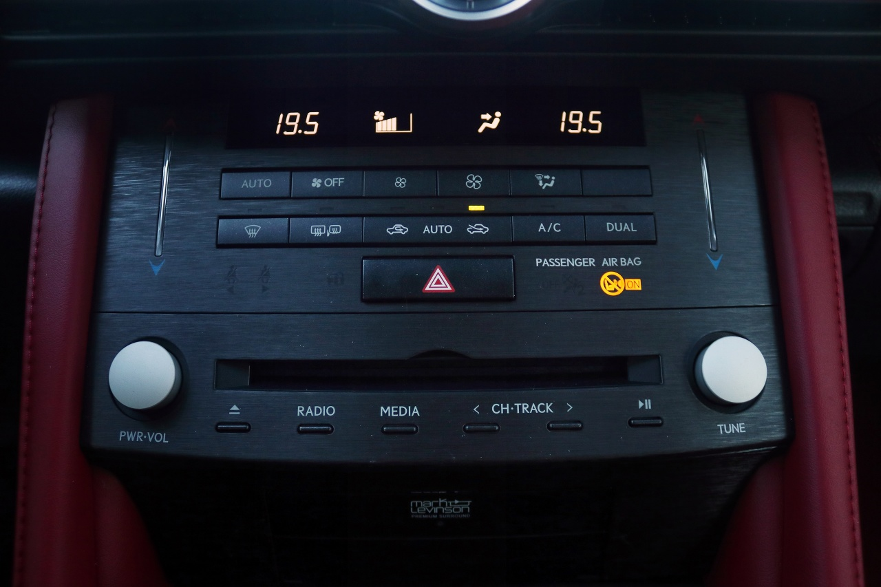 Lexus RC F Track