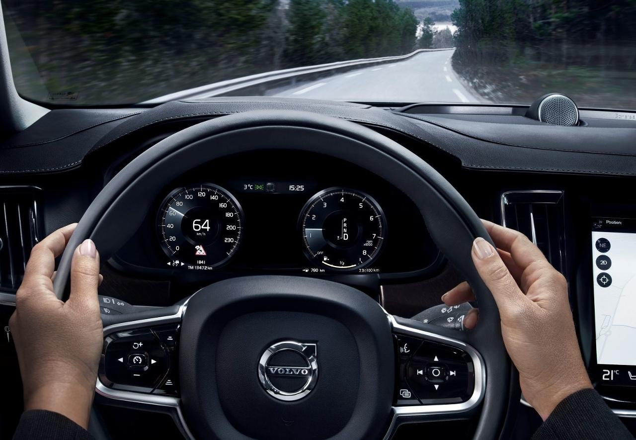 Volvo obmedzenie rýchlosti
