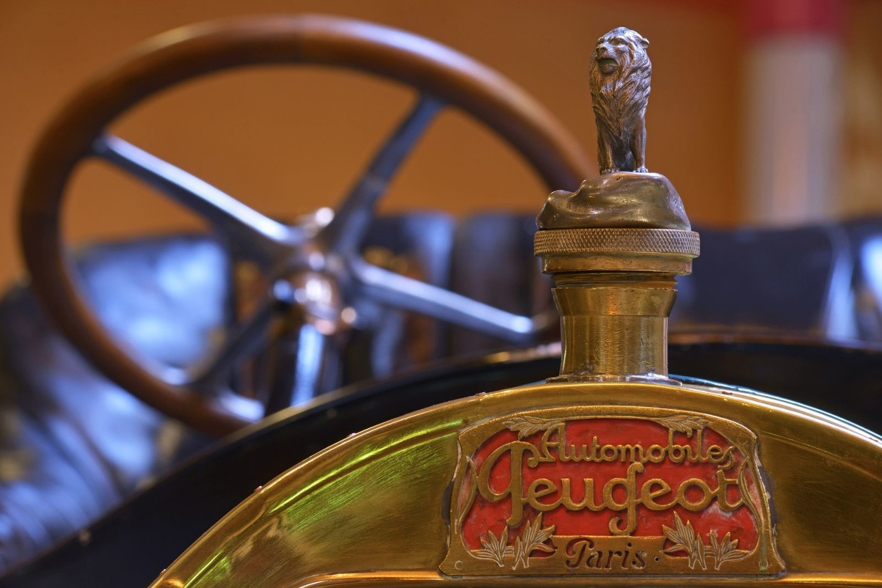 Peugeot Type 125 1910