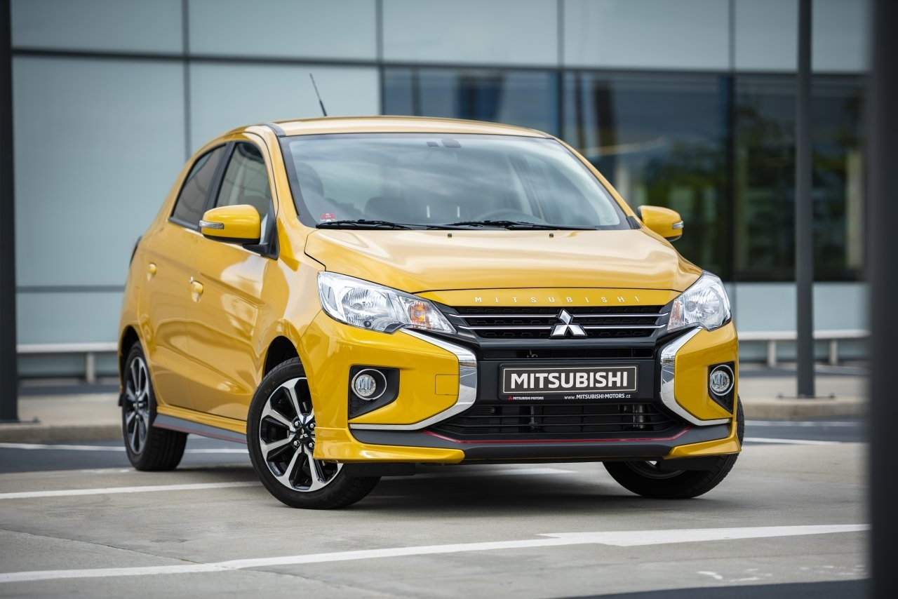 Mitsubishi Space Star 2020