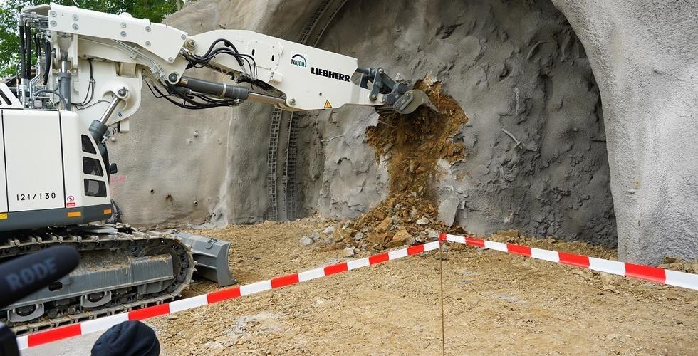 Tunel Ilustračné foto