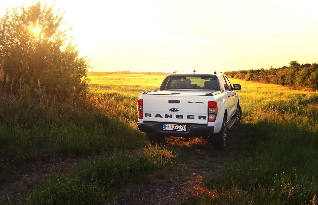 Ford Ranger Wildtrak 2,0