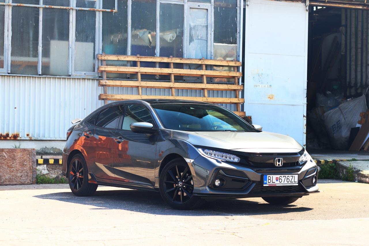 Honda Civic 1,0 VTEC