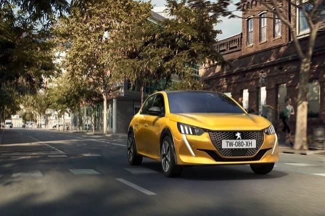 Peugeot 208 Auto roka