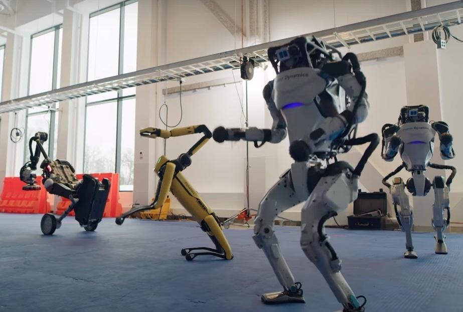 Boston Dynamics: Do you
