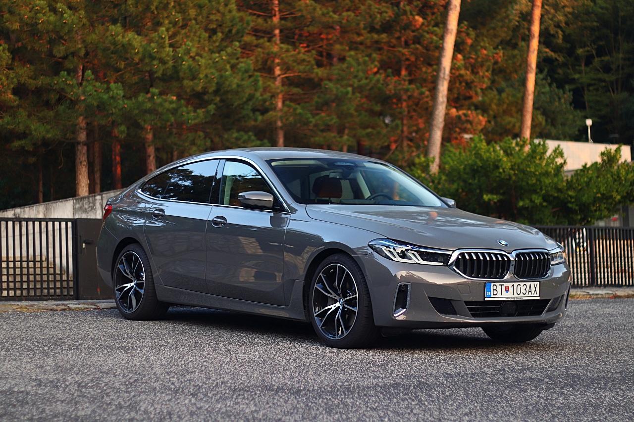 BMW 630d xDrive 2020