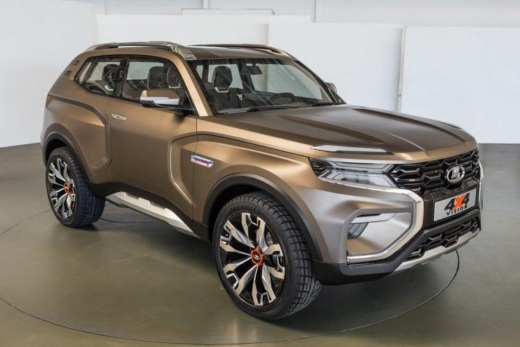 Lada Niva koncept 2018