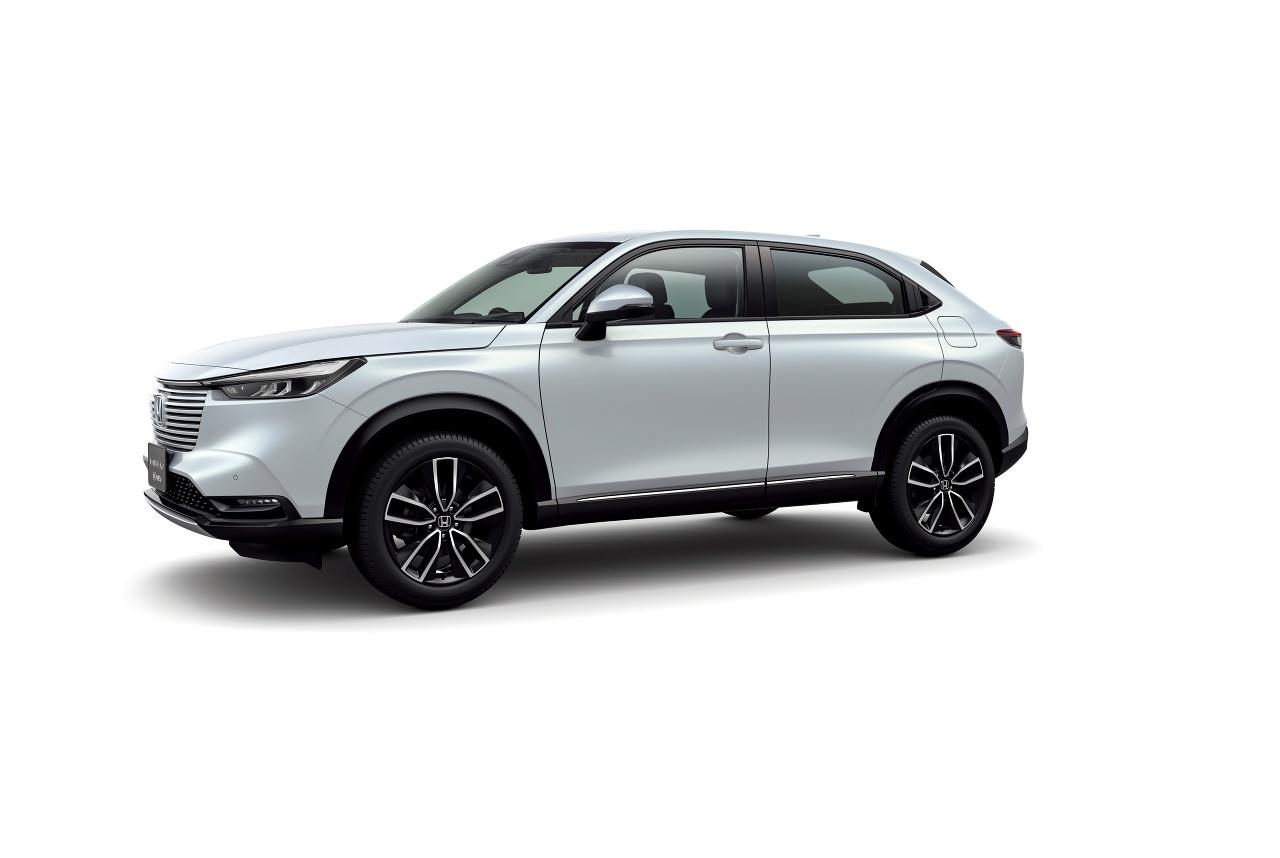 Honda HR-V eHEV 2021