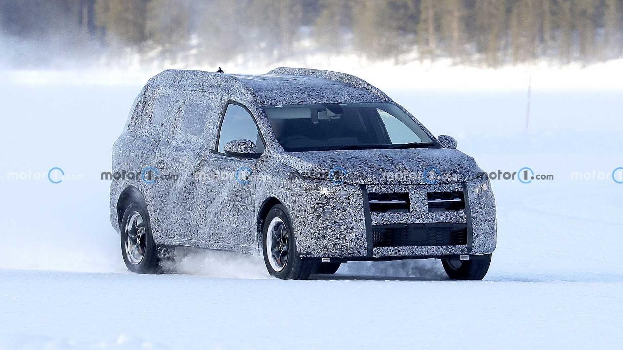 Dacia Logan MCV 2022/Dacia
