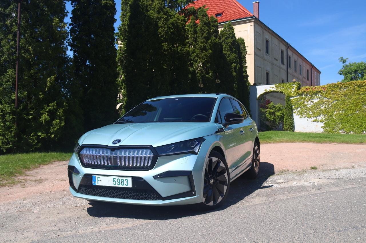 Škoda Enyaq