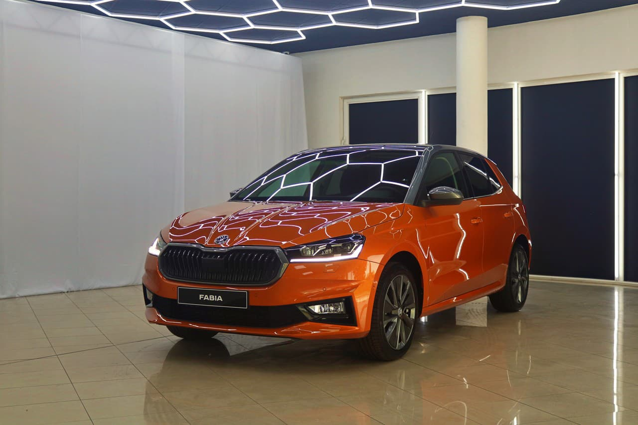 Škoda Fabia IV. na