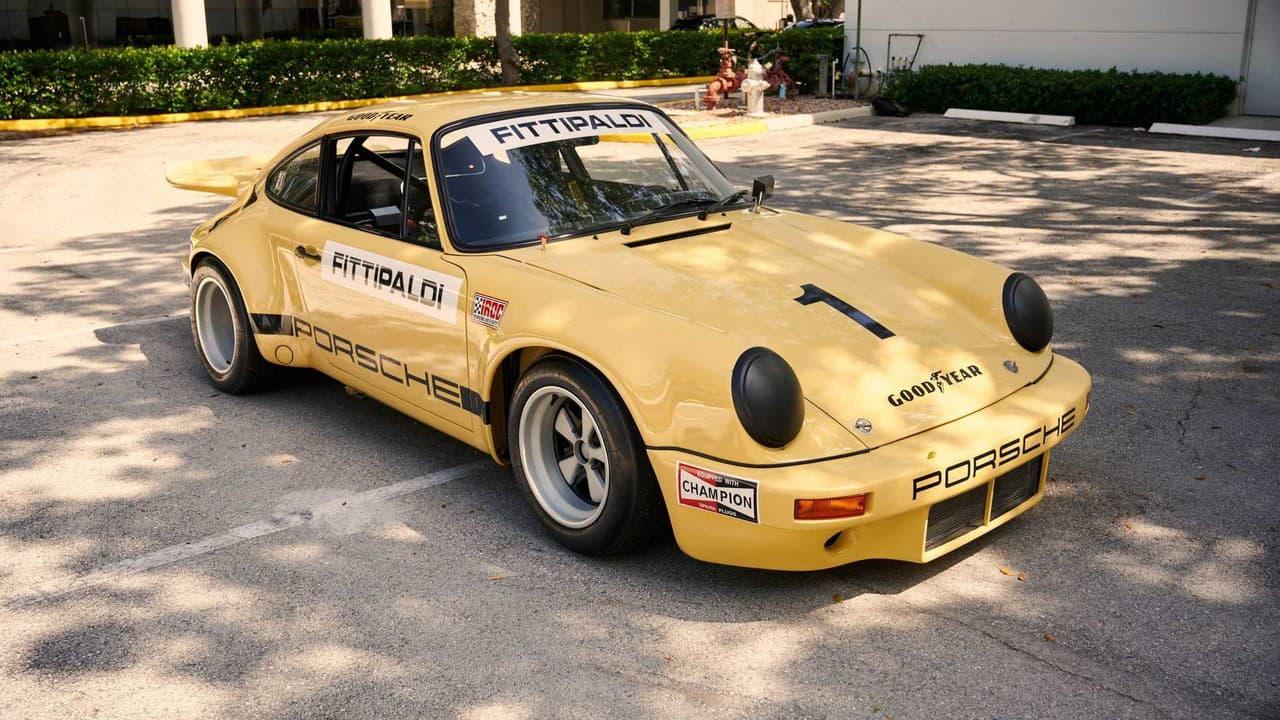 Porsche 911 IROC RSR