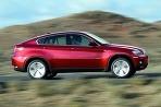 BMW X6 je spolu