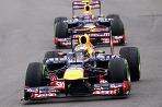 Vettel a Weber budú