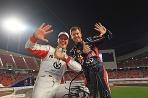 Schumacher s Vettelom vyhrali