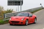 Ľahko maskované Ferrari California