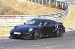 Porsche 911 Turbo 991