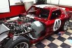 Model Shelby Daytona ženie