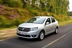 Druhá generácia Dacia Logan
