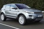 Range Rover Evoque poslúžil