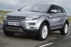 Nielen Range Rover, ale