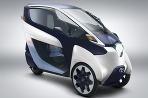 Toyota i-Road može jazdiť