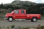 Podvozok vozidla Chevrolet Kodiak