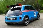 Renault Twin´Run má výrazné
