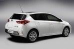Proporcie súčasnej generácie Toyoty