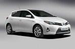 Toyota Auris HSD narástla
