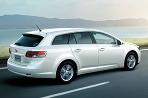 Toyota Avensis bude v