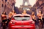 Testovacie Renault Clio má