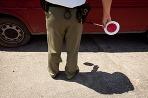 Ubudnú policajné hliadky a