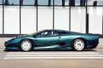Neuveriteľný vzhľad Jaguaru XJ220